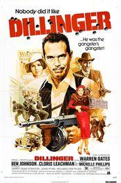 Poster Dillinger