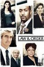 Poster Law & Order