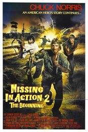 Poster Missing in Action 2: The Beginning