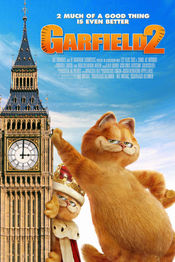 Poster Garfield's A Tail of Two Kitties