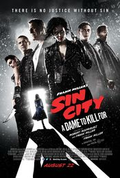Poster Sin City: A Dame to Kill For
