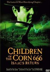 Poster Children of the Corn 666: Isaac's Return