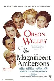 Poster The Magnificent Ambersons