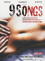 Poster 9 Songs