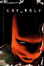 Poster Cry Wolf