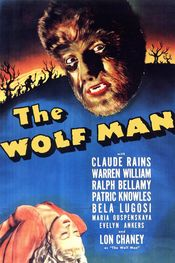 Poster The Wolf Man