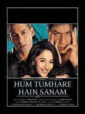 Poster Hum Tumhare Hain Sanam