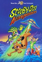 Poster Scooby-Doo and the Alien Invaders