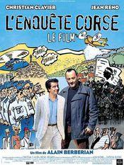 Poster L'enquête Corse