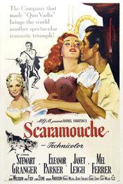 Poster Scaramouche