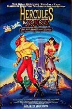 Poster Hercules and Xena - The Animated Movie: The Battle for Mount Olympus