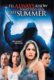 Poster I'll Always Know What You Did Last Summer