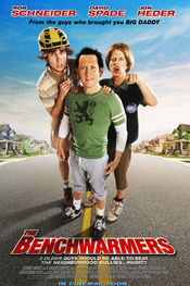 Poster The Benchwarmers