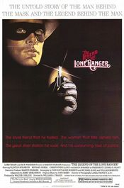 Poster The Legend of the Lone Ranger