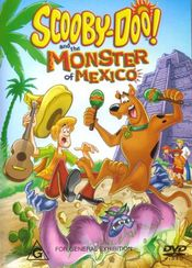 Poster Scooby-Doo and the Monster of Mexico