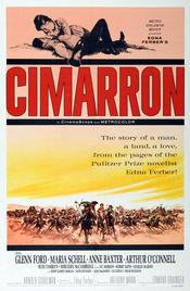 Poster Cimarron