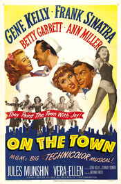 Poster On the Town