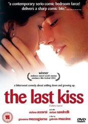 Poster L'ultimo bacio