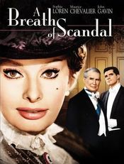 Poster A Breath of Scandal