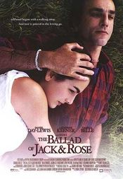 Poster The Ballad of Jack and Rose