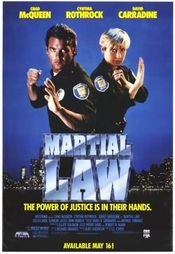 Poster Martial Law