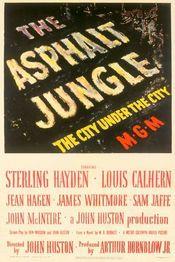 Poster The Asphalt Jungle