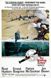 Poster Ice Station Zebra