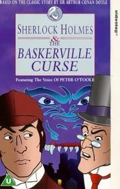 Poster Sherlock Holmes and the Baskerville Curse
