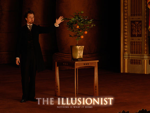 a literary reflection on steven millhausers eisenheim the illusionist The illusionist, directed by neil burger, screenplay by burger from a short story by steven millhauser.