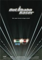 Poster Autobahnraser