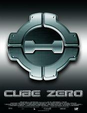 Poster Cube Zero