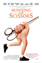 Poster Running with Scissors