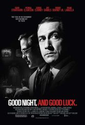 Poster Good Night, and Good Luck.