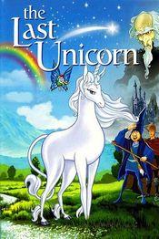 Poster The Last Unicorn