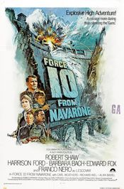 Poster Force 10 from Navarone