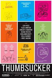 Poster Thumbsucker