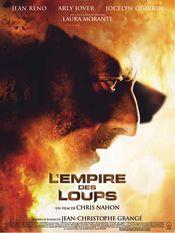 Poster L'empire des loups
