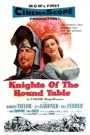 Poster Knights of the Round Table