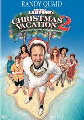 Poster Christmas Vacation 2: Cousin Eddie's Island Adventure