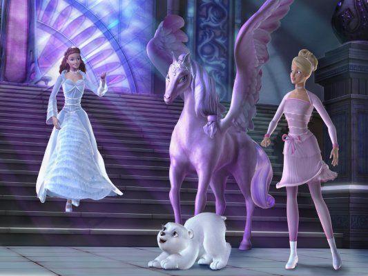 Imagini barbie and the magic of pegasus 3 d 2005 imagini barbie si al ei pegasus magic - Dessin anime de barbie et le cheval magique ...