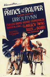 Poster The Prince and the Pauper