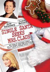 Poster Single Santa Seeks Mrs. Claus