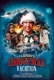 Poster National Lampoon's Christmas Vacation