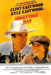 Poster Honkytonk Man