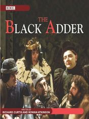 Poster The Black Adder