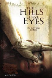Poster The Hills Have Eyes