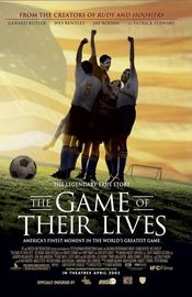 Poster The Game of Their Lives