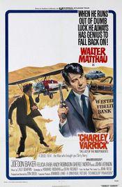 Poster Charley Varrick