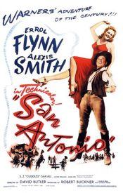Poster San Antonio