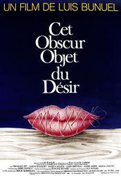 Poster Cet obscur objet du désir